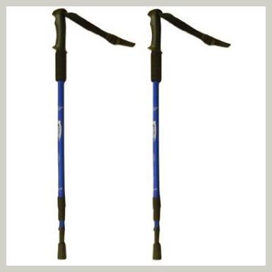 hiking sticks how to use